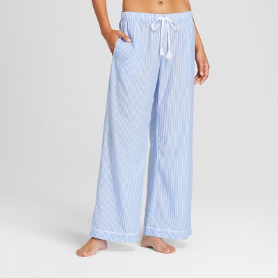 Women's Pajama Pants - Gilligan & O'Malley™ Summer Blue XXL