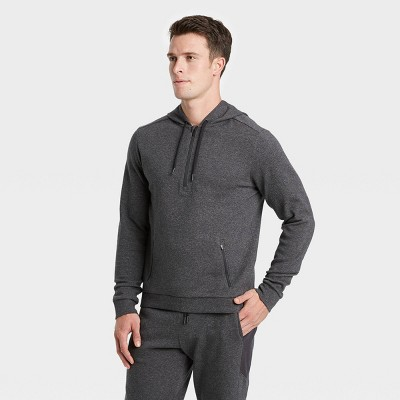 Men's Premium Fleece 1/4 Zip Hoodie - All in Motion™