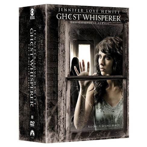 Ghost whisperer:Complete series (DVD) - image 1 of 1