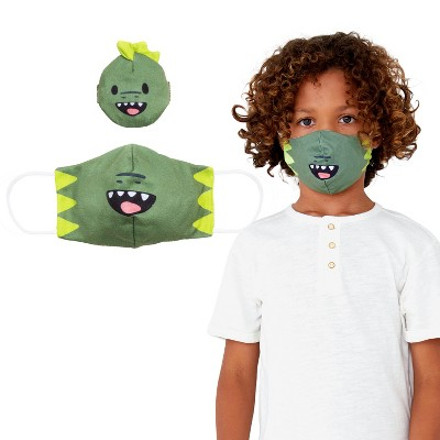 Cubcoats Dayo the Dinosaur Face Mask