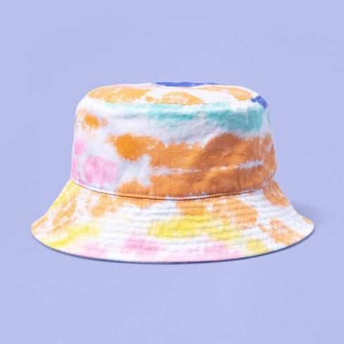 Kids' Tie-Dye Bucket Hat - More Than Magic™ - image 1 of 3