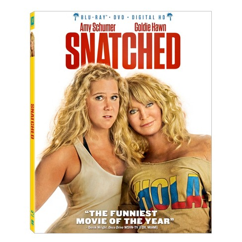 Snatched (Blu-ray + DVD + Digital) - image 1 of 1