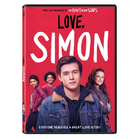 Love, Simon (DVD) - image 1 of 1