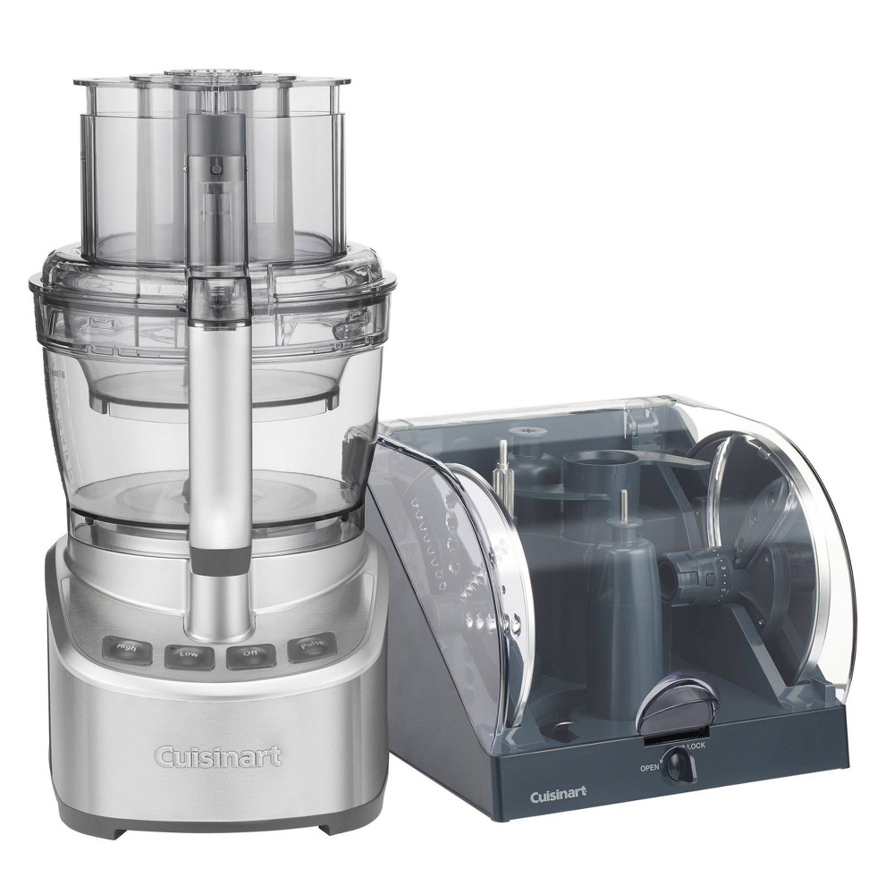 Image of Cuisinart 13 Cup Food Processor Stainless Steel, Silver