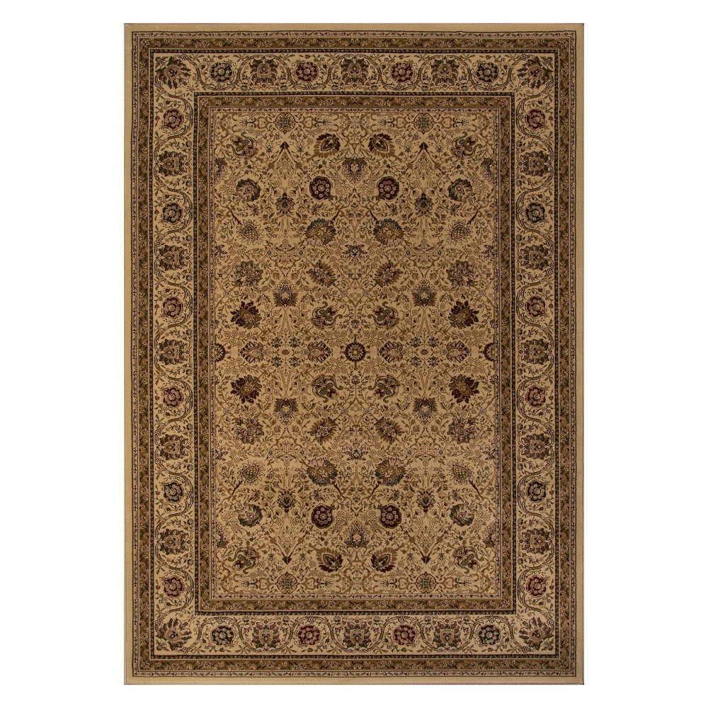 Image of 11'3X15' Holly Loomed Area Rug Ivory - Momeni