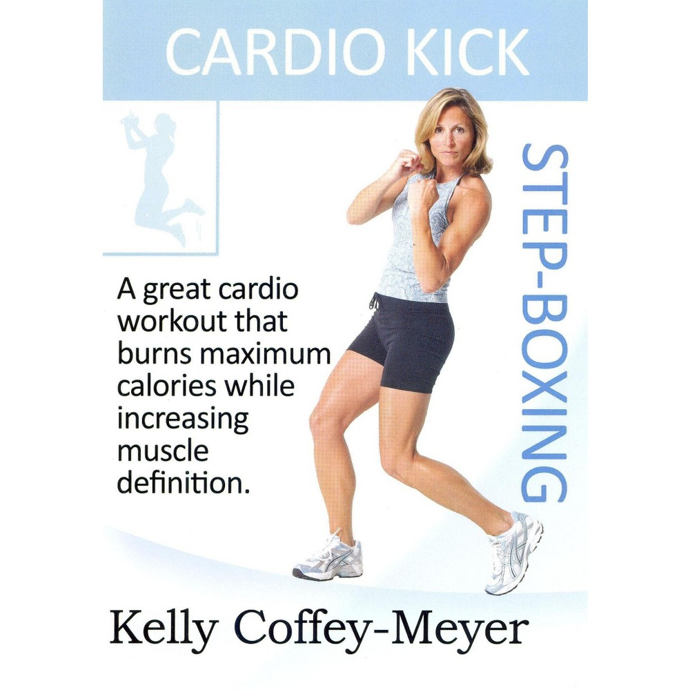 Cardio Kick Step Boxing With Kelly Co (Dvd)