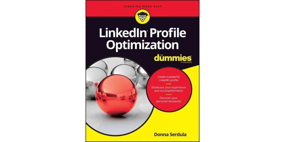 Linkedin Profile Optimization for Dummies (Paperback) (Do...