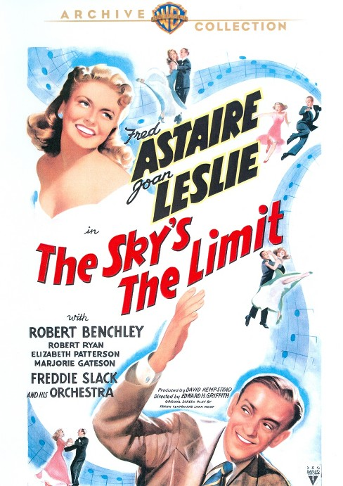 Sky's the limit (DVD) - image 1 of 1