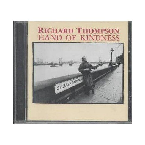 Richard Thompson - Hand of Kindness (CD) - image 1 of 4