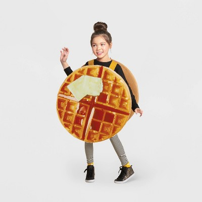 Kids' Waffle Halloween Costume One Size - Hyde & EEK! Boutique™