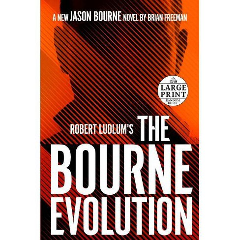 Robert Ludlum's the Bourne Evolution - by  Brian Freeman (Paperback) - image 1 of 1