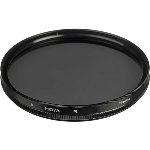 Hoya 67mm Linear Polarizer Glass Filter - image 1 of 3