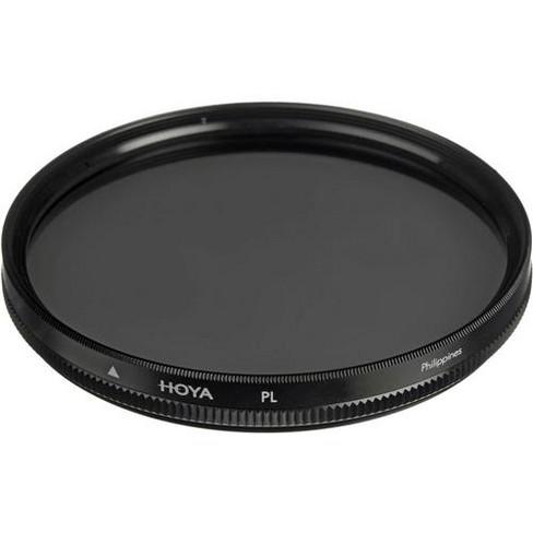 Hoya 62mm Linear Polarizer Glass Filter - image 1 of 3
