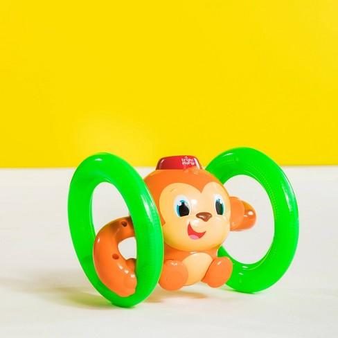 Bright Starts Roll & Glow Monkey - image 1 of 4