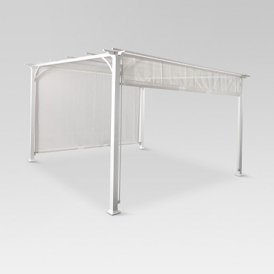 Amazing Adjustable Shade Pergola   Threshold™ : Target