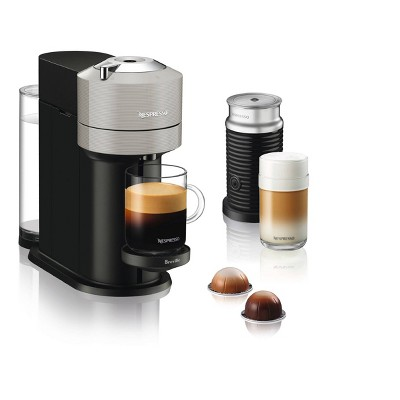 Nespresso Vertuo Next Espresso Roast Coffee Bundle By Breville
