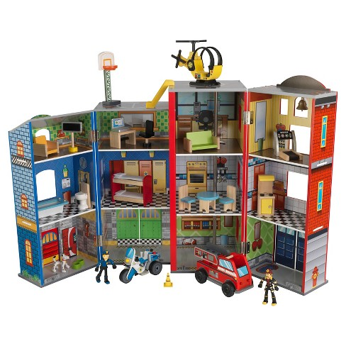 KidKraft Everyday Heroes Play Set - image 1 of 4