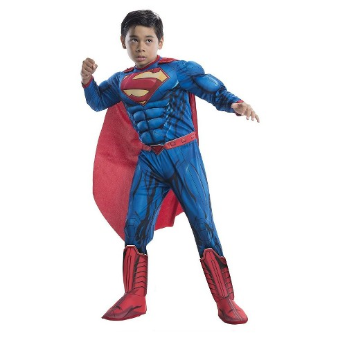 Superman Deluxe Kids' Costume - L(12-14) - image 1 of 1