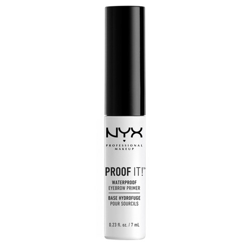 NYX Professional Makeup Proof It Eyebrow Primer - 0.23 fl oz - image 1 of 3