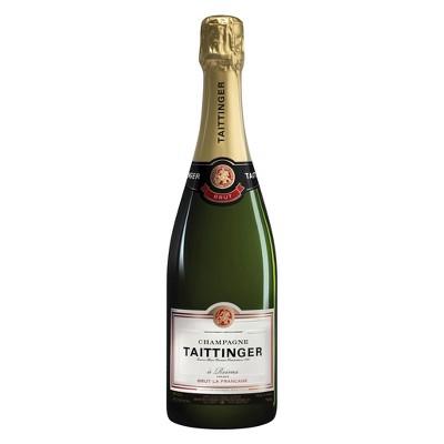 Taittinger Brut Champagne - 750ml Bottle