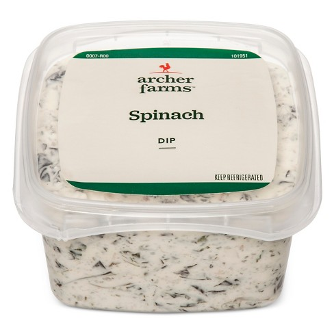 Spinach Dip - 12oz - Archer Farms™ - image 1 of 1