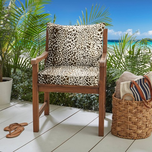Indoor Outdoor Deep Seating Pillow, Deep Seating Patio Cushions Clearance