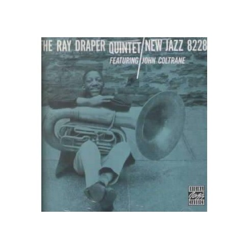 Ray Quintet Draper - Ray Draper Quintet Featuring Coltrane (CD) - image 1 of 1