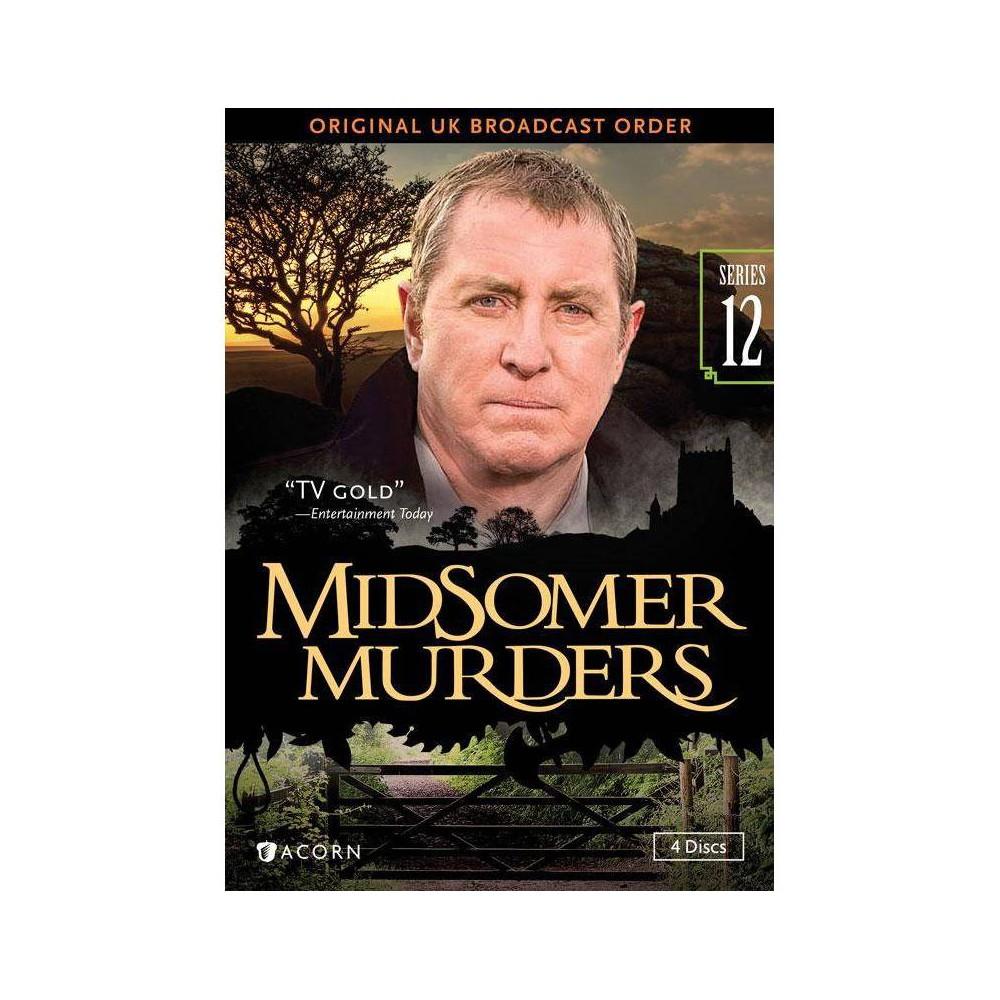 Midsomer Murders Series 12 Dvd