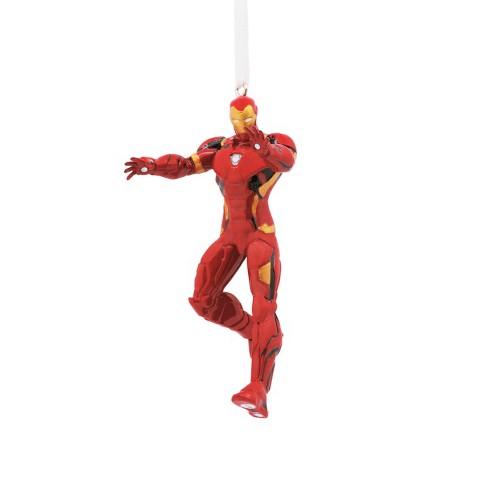 - Hallmark Marvel Iron Man Christmas Ornament : Target