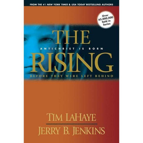 The Rising - (Left Behind Prequels) by  Tim LaHaye & Jerry B Jenkins (Paperback) - image 1 of 1