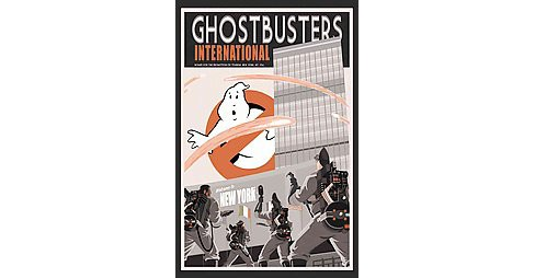 Ghostbusters International 1 (Paperback) (Erik Burnham) - image 1 of 1