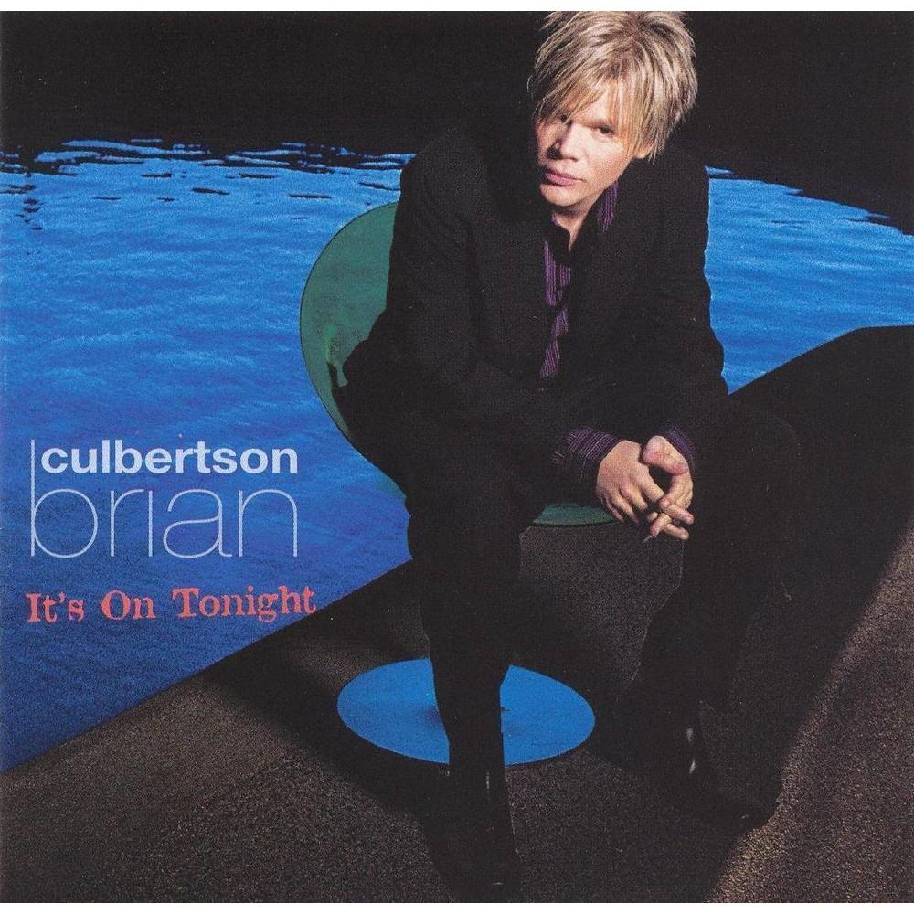 Brian Culbertson - It's On Tonight (CD)
