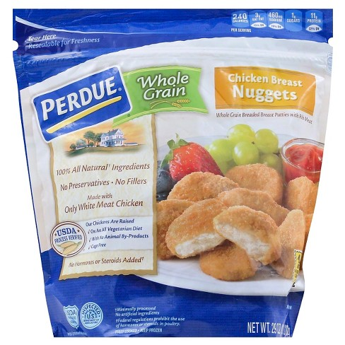Perdue Whole Grain Chicken Breast Nuggets 29oz Target