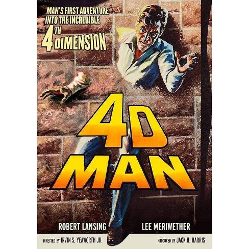 4-D Man (DVD) - image 1 of 1