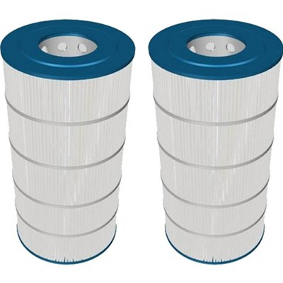 Hayward CCX1000RE 100 Square Foot High Quality And Durable Replacement Swimming Pool Filter Cartridges (2 Pack)