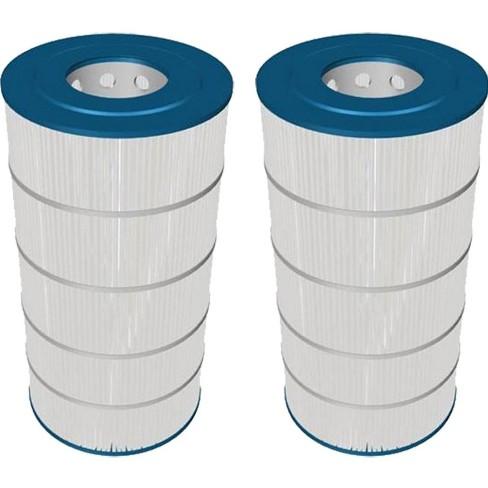 Hayward 150 Square Ft Replacement Swimming Pool Filter Cartridges Pair Target