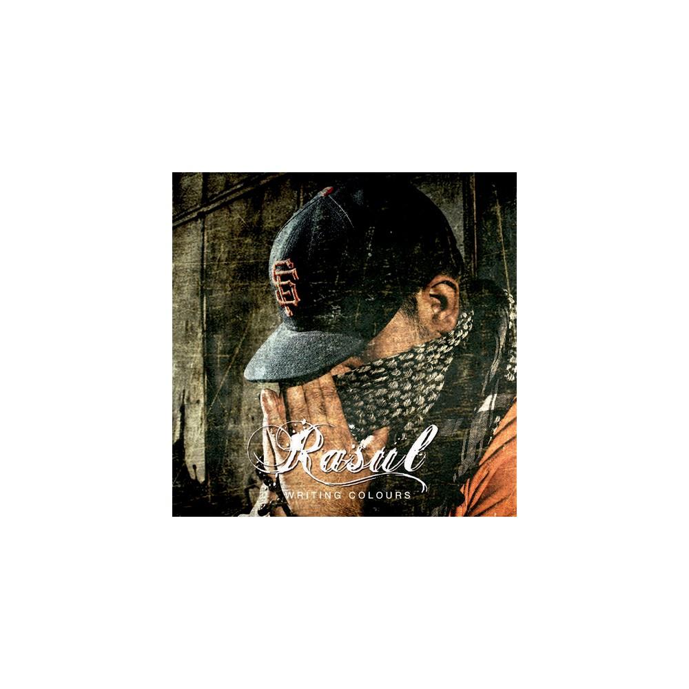 Rasul - Writing Colours (Vinyl)