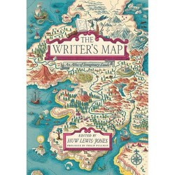 The Writer's Map - (Hardcover)