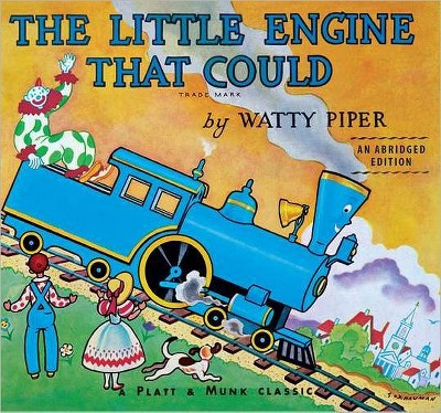 The Little Engine That Could - Abridged Edition (Board Book)by Watty Piper