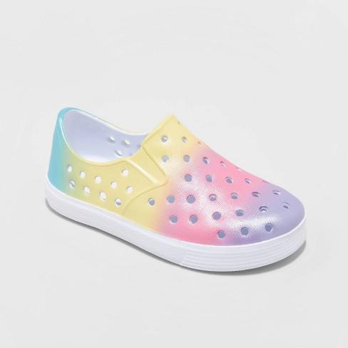 Toddler's Jese Blown EVA Slip-On Shoes - Cat & Jack™ 7 : Target