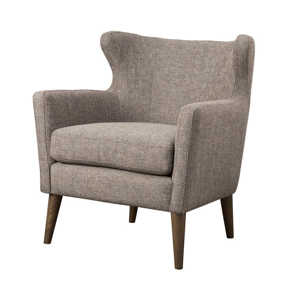 Devion Concave Club Chair - Multi, Multi-Colored
