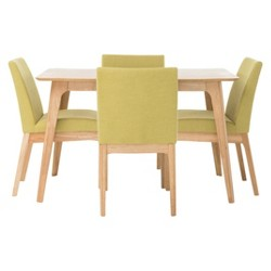 "5pc Kwame 50"" Dining Set - Christopher Knight Home"