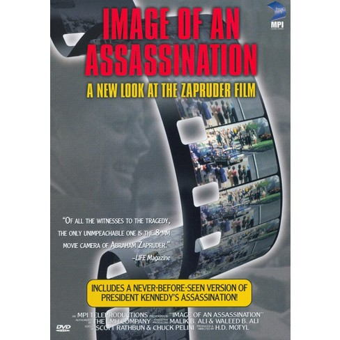 IMAGE OF AN ASSASSINATION-NEW LOOK AT THE ZAPRUDER FILM (DVD - image 1 of 1
