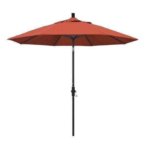 2e8504b6941d 9' Patio Umbrella in Sunset - California Umbrella