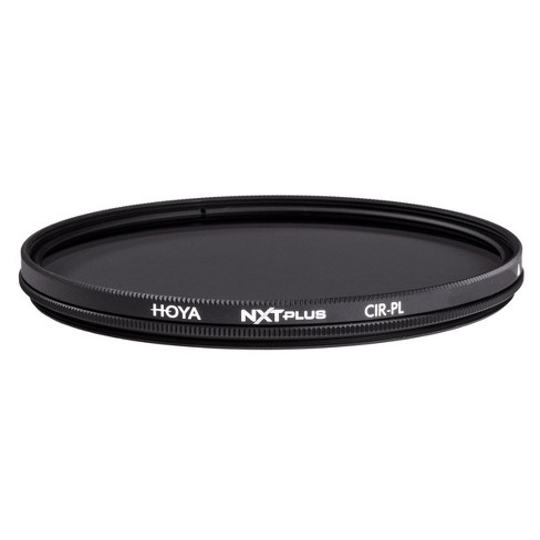 Hoya NXT Plus 46mm 10-Layer HMC Multi-Coated Circular Polarizer Lens Filter, Low-Profile Aluminum Frame - image 1 of 3