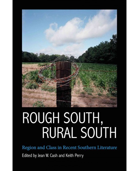 Rough South, Rural South : Region and Class in Recent Southern Literature (Hardcover) - image 1 of 1