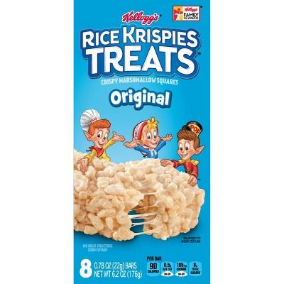Breakfast & Cereal Bars: Rice Krispie Treats