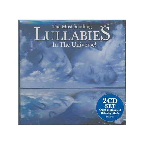 Various - Most Soothing Lullabies In The Universe (CD) - image 1 of 1