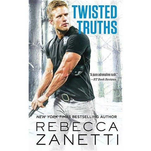 Twisted Truths - (Blood Brothers) by  Rebecca Zanetti (Paperback) - image 1 of 1