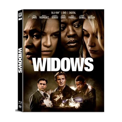 Widows (Blu-Ray + DVD + Digital) - image 1 of 1